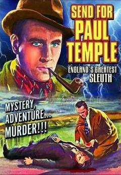Best Crime Movies of 1946 : Send for Paul Temple