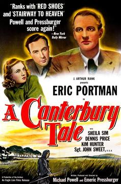 Best Comedy Movies of 1944 : A Canterbury Tale