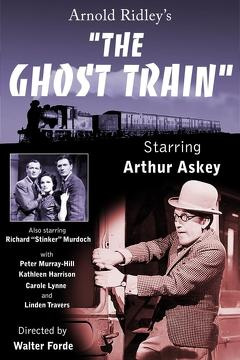 Best Horror Movies of 1941 : The Ghost Train