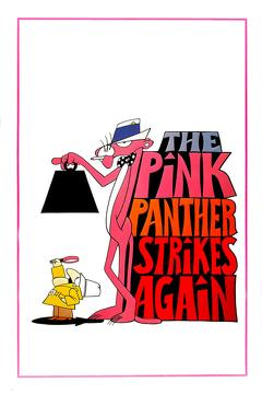 Best Comedy Movies of 1976 : The Pink Panther Strikes Again
