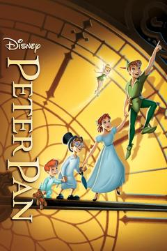 Best Adventure Movies of 1953 : Peter Pan