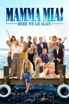 Best Romance Movies of 2018 : Mamma Mia! Here We Go Again