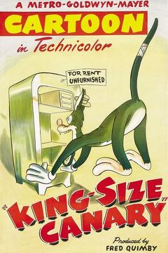Best Comedy Movies of 1947 : King-Size Canary