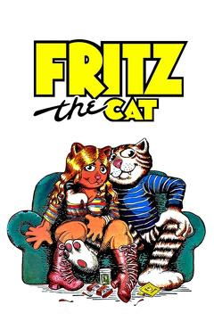 Best Comedy Movies of 1972 : Fritz the Cat