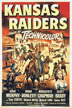 Best War Movies of 1950 : Kansas Raiders