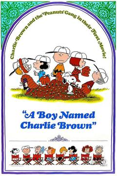 Best Comedy Movies of 1969 : A Boy Named Charlie Brown