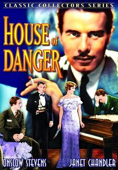 Best Thriller Movies of 1934 : House of Danger