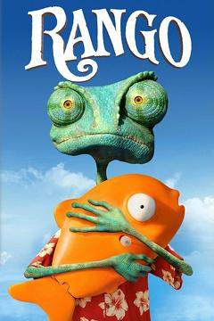 Best Comedy Movies of 2011 : Rango