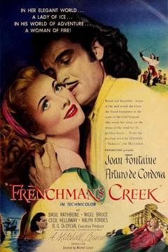 Best Adventure Movies of 1944 : Frenchman's Creek