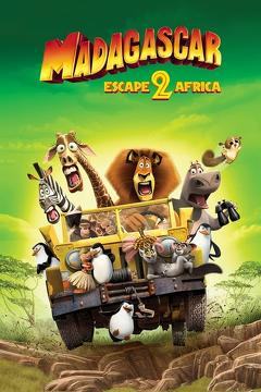 Best Comedy Movies of 2008 : Madagascar: Escape 2 Africa