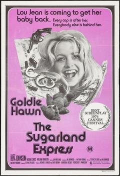 Best Crime Movies of 1974 : The Sugarland Express