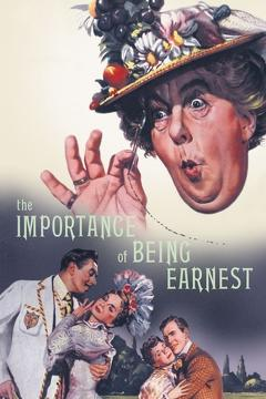 Best Drama Movies of 1952 : The Importance of Being Earnest