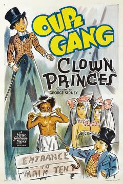 Best Family Movies of 1939 : Clown Princes