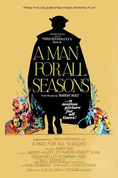 Best Drama Movies of 1966 : A Man for All Seasons