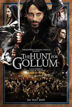 Best Fantasy Movies of 2009 : The Hunt for Gollum