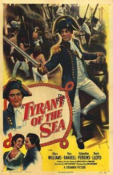 Best History Movies of 1950 : Tyrant of the Sea