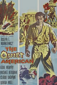 Best Thriller Movies of 1958 : The Quiet American