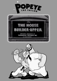 Best Animation Movies of 1938 : The House Builder-Upper