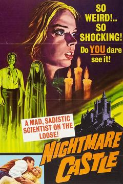 Best Horror Movies of 1965 : Nightmare Castle