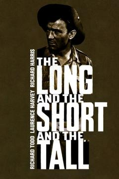 Best War Movies of 1961 : The Long and the Short and the Tall
