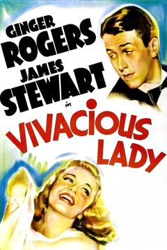 Best Comedy Movies of 1938 : Vivacious Lady