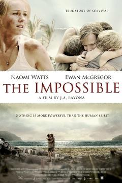 Best Drama Movies of 2012 : The Impossible