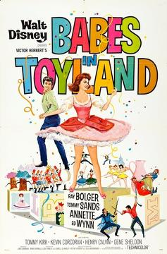 Best Family Movies of 1961 : Babes in Toyland