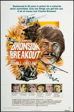 Best Adventure Movies of 1975 : Breakout