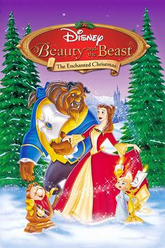 Best Animation Movies of 1997 : Beauty and the Beast: The Enchanted Christmas