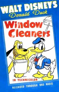 Best Family Movies of 1940 : Window Cleaners