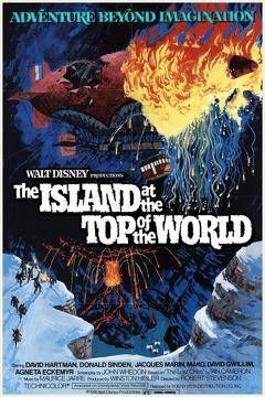 Best Family Movies of 1974 : The Island at the Top of the World