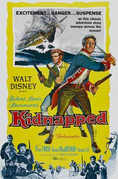 Best Adventure Movies of 1960 : Kidnapped