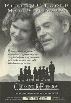 Best War Movies of 1990 : Crossing to Freedom