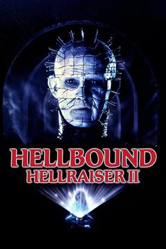 Best Horror Movies of 1988 : Hellbound: Hellraiser II