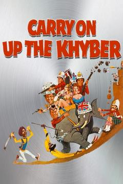 Best Adventure Movies of 1968 : Carry On Up the Khyber