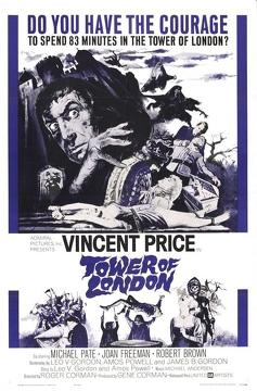 Best History Movies of 1962 : Tower of London