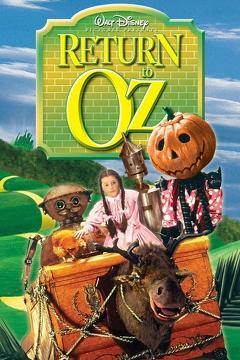 Best Family Movies of 1985 : Return to Oz