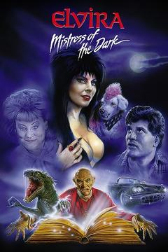 Best Horror Movies of 1988 : Elvira, Mistress of the Dark
