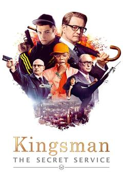Best Crime Movies of 2014 : Kingsman: The Secret Service