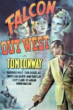 Best Western Movies of 1944 : The Falcon Out West