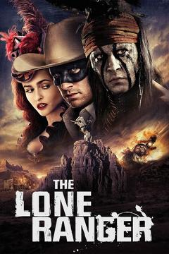 Best Western Movies of 2013 : The Lone Ranger