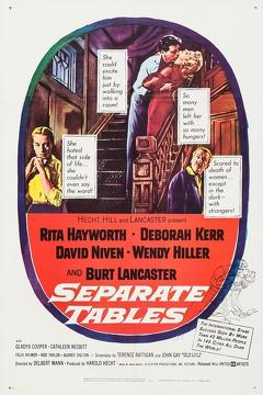Best Romance Movies of 1958 : Separate Tables