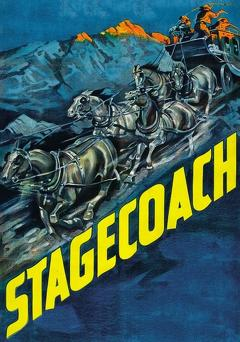 Best Adventure Movies of 1939 : Stagecoach