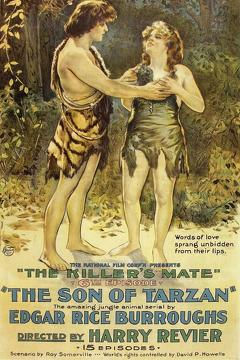 Best Action Movies of 1920 : The Son of Tarzan