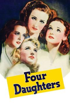 Best Music Movies of 1938 : Four Daughters