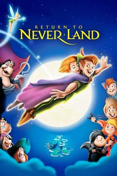 Best Animation Movies of 2002 : Return to Never Land