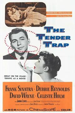 Best Music Movies of 1955 : The Tender Trap