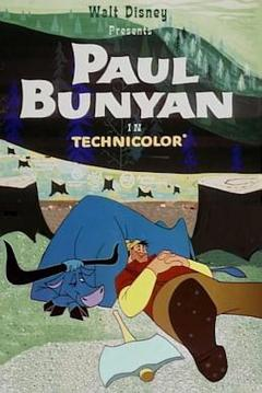 Best Family Movies of 1958 : Paul Bunyan