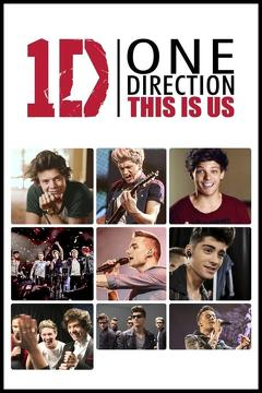 Best Music Movies of 2013 : One Direction: This Is Us