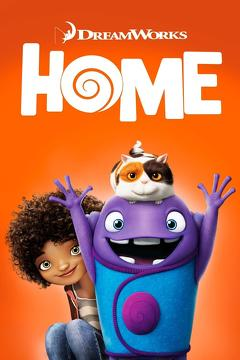 Best Animation Movies of 2015 : Home